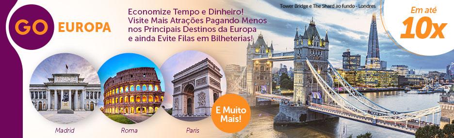 Go City Europa